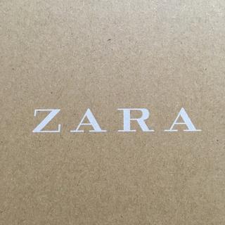 ザラ(ZARA)の完売品 ザラ ファー ジャケット フェイクファー ボア コート パーカー ブーツ(毛皮/ファーコート)