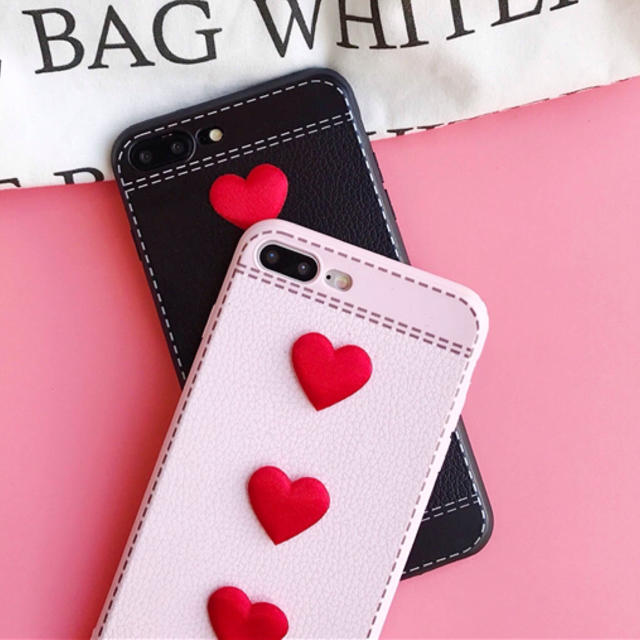 バーバリー iphonexs ケース ランキング | ハート 立体的 iPhoneケース ペアルック インスタ SNS ガーリー 人気の通販 by made_world's shop|ラクマ