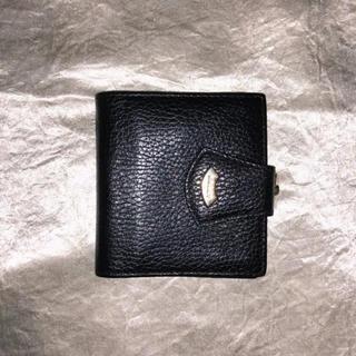 バリー(Bally)のbally leather Wallet 二つ折り 財布(折り財布)