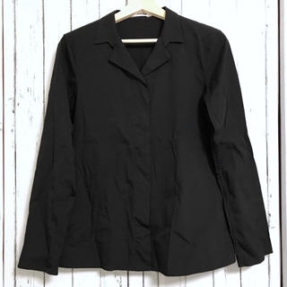 ジルサンダー(Jil Sander)のJILSANDER オープンカラーシャツ(シャツ/ブラウス(長袖/七分))