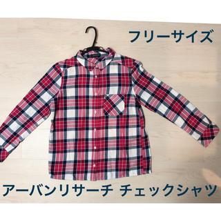 アーバンリサーチ(URBAN RESEARCH)のアーバンリサーチ レディースチェックシャツ(シャツ/ブラウス(長袖/七分))