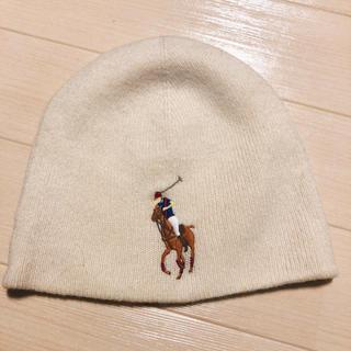 ラルフローレン(Ralph Lauren)のラルフローレン☆ニット帽(ニット帽/ビーニー)