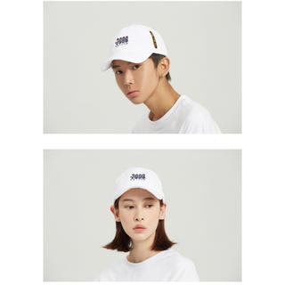 Romantic crown cap white 新品 タグ付き