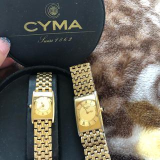 シーマ(CYMA)のcyma swiss 1862腕時計(腕時計(アナログ))