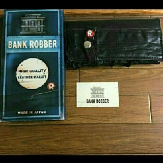 バンクロバー(BANKROBBER)のBANKROBBER バンクローバー ヴィンテージウォレット(長財布)