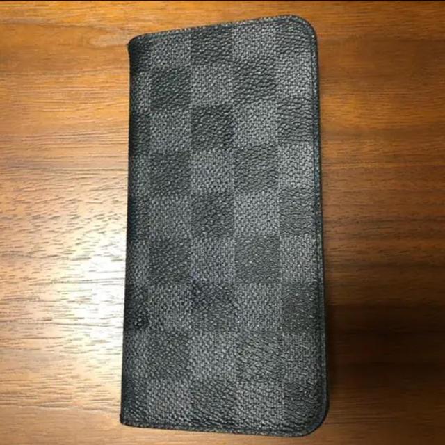 iphone ゴールド ケース | LOUIS VUITTON - 【美品】ルイヴィトン iPhoneケースの通販 by スカイブルー's shop|ルイヴィトンならラクマ