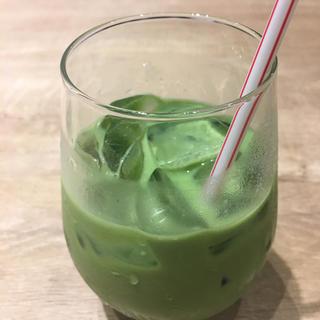 抹茶オレ(茶)