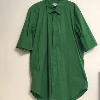 ジルサンダー(Jil Sander)のジルサンダー   5分袖シャツ(シャツ)