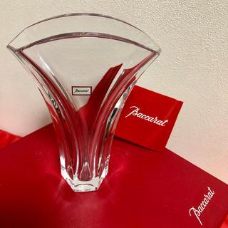 バカラ(Baccarat)の未使用 バカラ Baccarat ギンコ GINKGO VASE フラワーベース(花瓶)