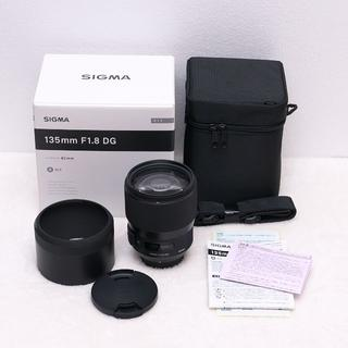 SIGMA - 美品 SIGMA 135mm F1.8 Art ニコン用