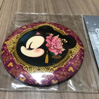 ディズニー(Disney)の上海  ディズニー ミニーちゃん 手鏡(ミラー)