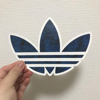 アディダス(adidas)のadidasステッカー(シール)