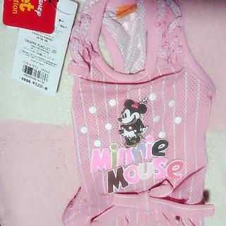 ディズニー(Disney)の犬服 3S  ワンピース ミニー メッシュ クール 虫よけ(ペット服/アクセサリー)