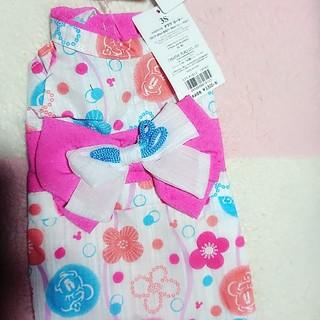 ディズニー(Disney)の犬服 コスチューム 3S 浴衣 ミニー(ペット服/アクセサリー)