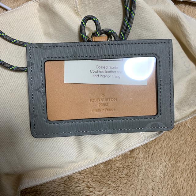 LOUIS VUITTON(ルイヴィトン)のidホルダー レディースのファッション小物(パスケース/IDカードホルダー)の商品写真
