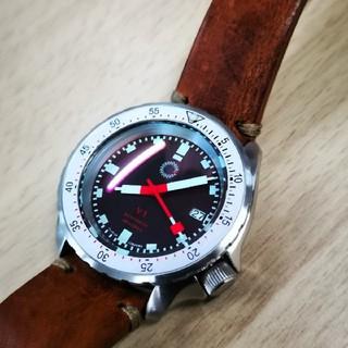 セイコー(SEIKO)のSEIKO ダイバーズskx007 ブラックボーイ sinn u1 カスタム(腕時計(アナログ))