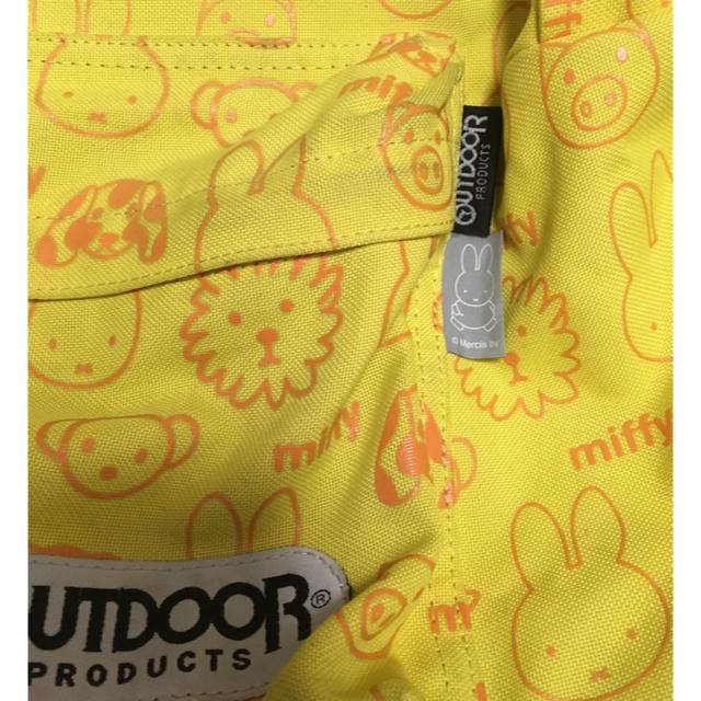 OUTDOOR PRODUCTS(アウトドアプロダクツ)のoutdoor products  ミッフィー  バッグパック リュック  レディースのバッグ(リュック/バックパック)の商品写真