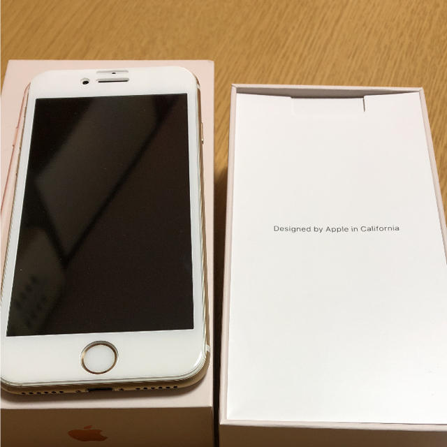 iPhone 7 スマホ/家電/カメラのスマートフォン/携帯電話(スマートフォン本体)の商品写真