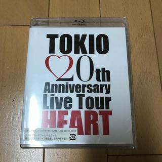 トキオ(TOKIO)のTOKIO 20周年 ライブ ツアー Blu-ray disk(ミュージック)