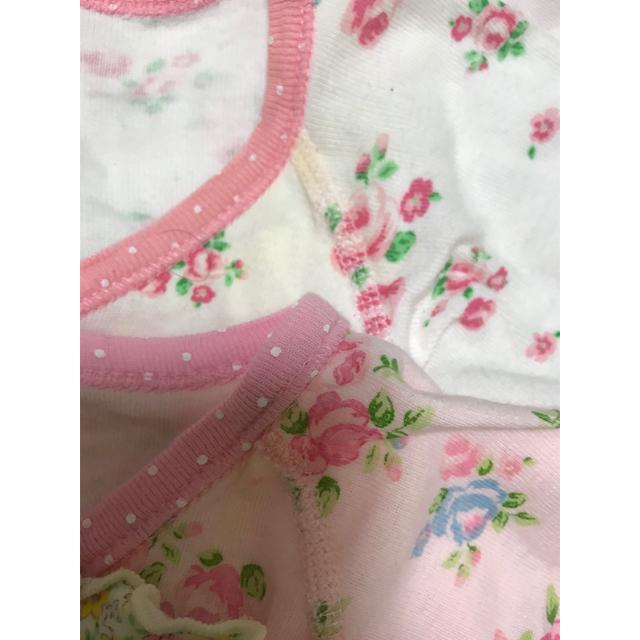 スウィートガール、ニシキ 女の子 肌着 キッズ/ベビー/マタニティのベビー服(~85cm)(肌着/下着)の商品写真