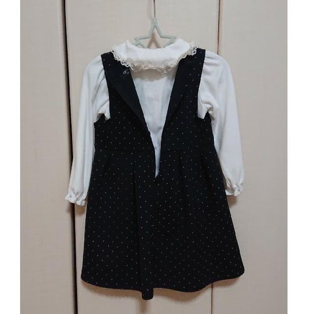 キッズ フォーマル 100センチ キッズ/ベビー/マタニティのキッズ服 女の子用(90cm~)(ドレス/フォーマル)の商品写真