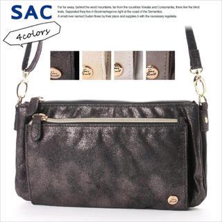サック(SAC)のSAC お財布ショルダー(ショルダーバッグ)