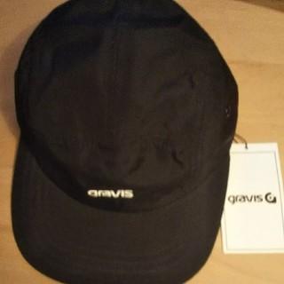 グラビス(gravis)の『gravis』スノボの会社からの帽子になります!!(キャップ)