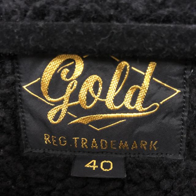 東洋エンタープライズ(トウヨウエンタープライズ)のgold東洋 ボアデニムコーデュロイジャケット シュガーケーン メンズのジャケット/アウター(Gジャン/デニムジャケット)の商品写真