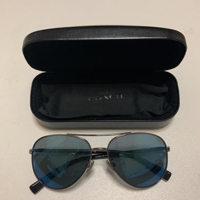 COACH(コーチ)のCOACH サングラス メンズのファッション小物(サングラス/メガネ)の商品写真