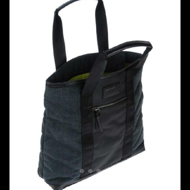 DIESEL(ディーゼル)のDIESEL メンズ トートバッグ(デニム) メンズのバッグ(トートバッグ)の商品写真