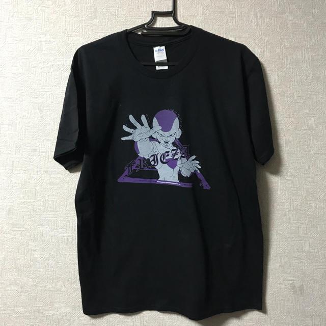 ドラゴンボール フリーザ Tシャツ メンズのトップス(Tシャツ/カットソー(半袖/袖なし))の商品写真
