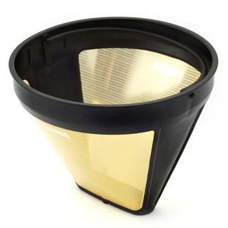 デロンギ(DeLonghi)のデロンギ コーヒーメーカー用ゴールドフィルター CM-GF/CMG310-GF(コーヒーメーカー)