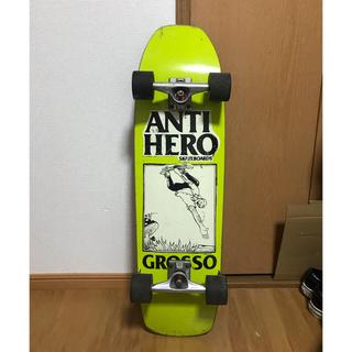 アンチヒーロー(ANTIHERO)のスケボー コンプリート クルージング アンチヒーロー ANTI HERO(スケートボード)