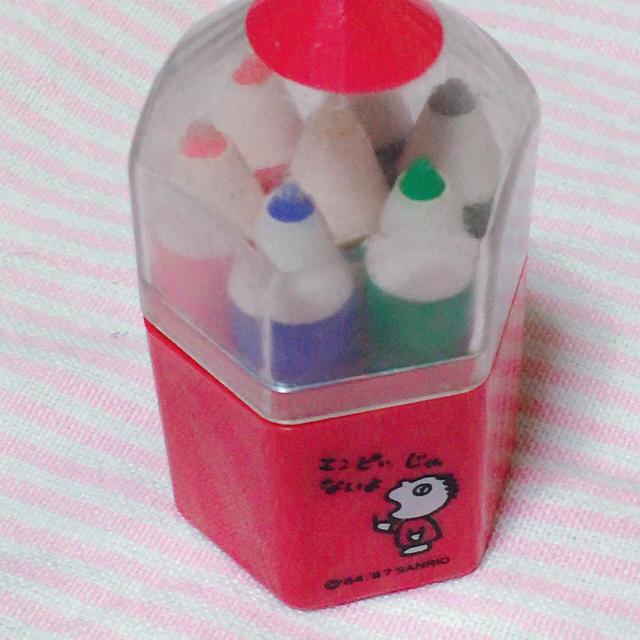 1987年 みんなのたぁ坊 ペン エンタメ/ホビーのおもちゃ/ぬいぐるみ(キャラクターグッズ)の商品写真