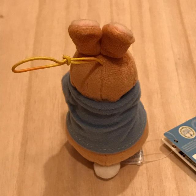 ピーターラビットのマスコット ぬいぐるみ エンタメ/ホビーのおもちゃ/ぬいぐるみ(ぬいぐるみ)の商品写真