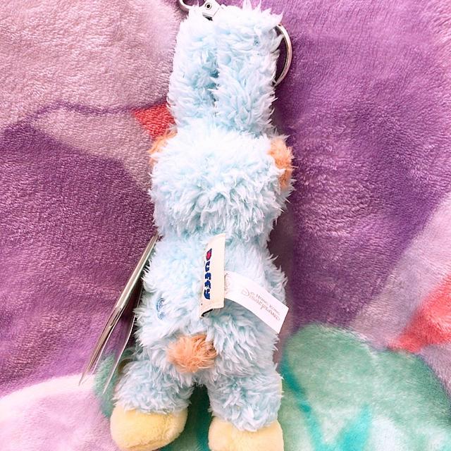 Disney(ディズニー)の新品ダッフィー ぬいぐるみチャーム イースター エンタメ/ホビーのおもちゃ/ぬいぐるみ(ぬいぐるみ)の商品写真