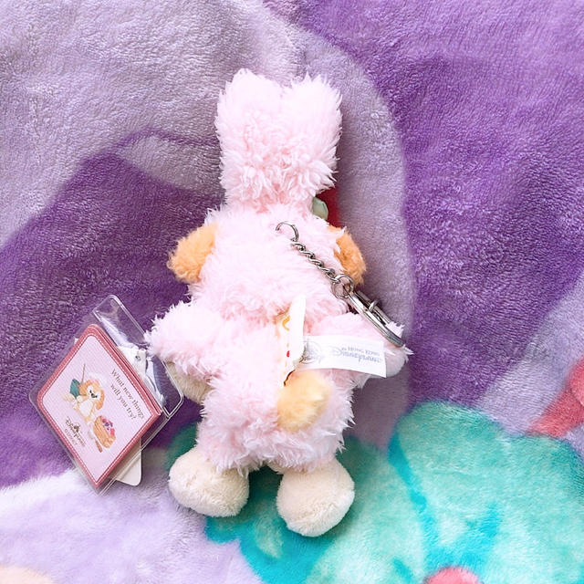 Disney(ディズニー)の新品クッキー ぬいぐるみチャーム イースター エンタメ/ホビーのおもちゃ/ぬいぐるみ(ぬいぐるみ)の商品写真