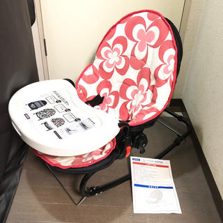 カトージ(KATOJI)のカトージ メッシュバウンサー  テーブル付き バウンサー(その他)