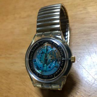 スウォッチ(swatch)のswatch EARTH SUMMIT'92 オールドスウォッチ(腕時計(アナログ))