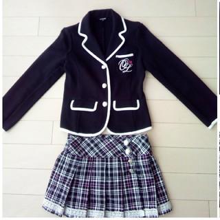 オリンカリ(OLLINKARI)のワールド 140 スーツ ジャケット スカート(パンツ)セット(ドレス/フォーマル)