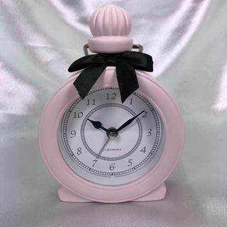 フランフラン(Francfranc)の【新品】パヒューム型 アラーム時計(置時計)