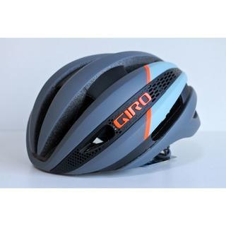 ジロ(GIRO)の★ GIRO ジロ シンセ MIPS ヘルメット Sサイズ チャコール(ウエア)