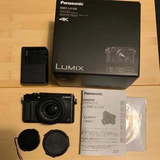 Panasonic - 【クーポンで5%OFF】panasonic Lumix LX100 完動品