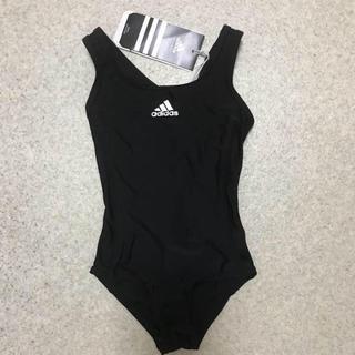 アディダス(adidas)の新品 値下げ! 水着 110 女の子 アディダス adidas ブラック(水着)