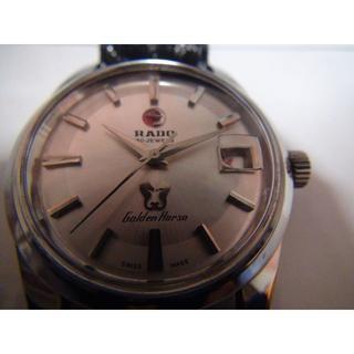 ラドー(RADO)のshin様専用 ラドーゴールデンホースの腕時計メンズ 自動巻き(腕時計(アナログ))