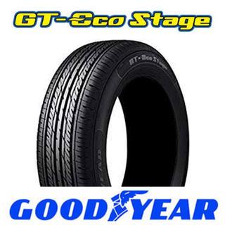 グッドイヤー(Goodyear)の【送料無料】グッドイヤー エコステージ  155/65R14 新品4本(タイヤ)