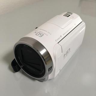 ソニー(SONY)のまほまる様専用SONY ビデオカメラ ハンディーカム (ビデオカメラ)