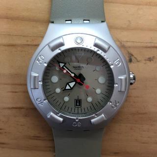 スウォッチ(swatch)のswatch IRONY スクーバー 200 シルバー(腕時計(アナログ))