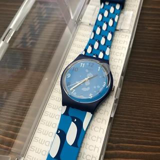 スウォッチ(swatch)の✨未使用 新品✨ペンギン penguin Swatch(ラバーベルト)