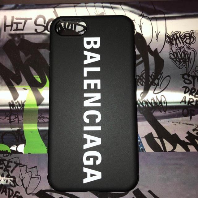 Balenciaga - バレンシアガ柄iPhoneケース★の通販 by puppy♡セレクトショップ's shop|バレンシアガならラクマ